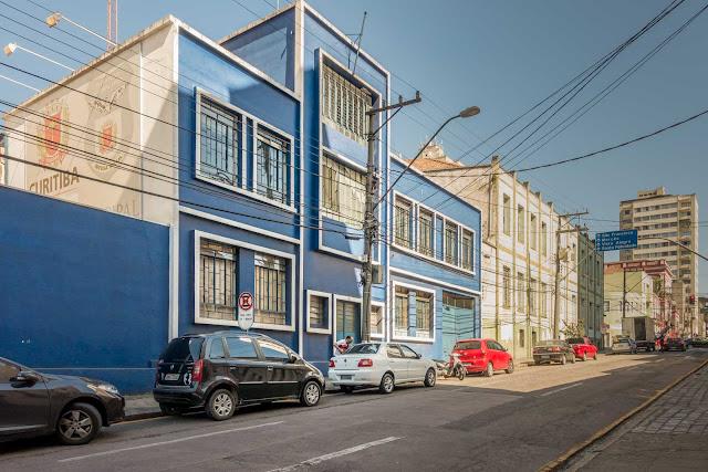 Um prédio com potencial