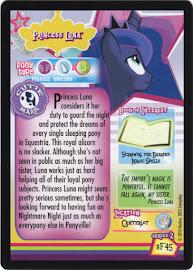 My Little Pony Princess Luna Series 2 Trading Card