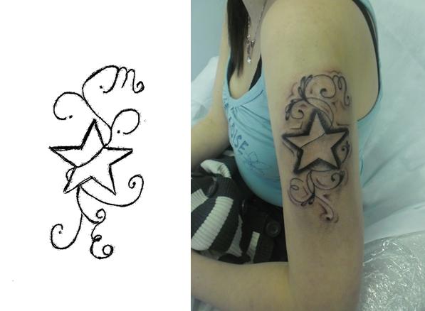 äiti Tatuointi