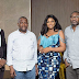 When The Most Powerful Nigerians Privately Viewed Omotola's Alter Ego Movie [Photos]
