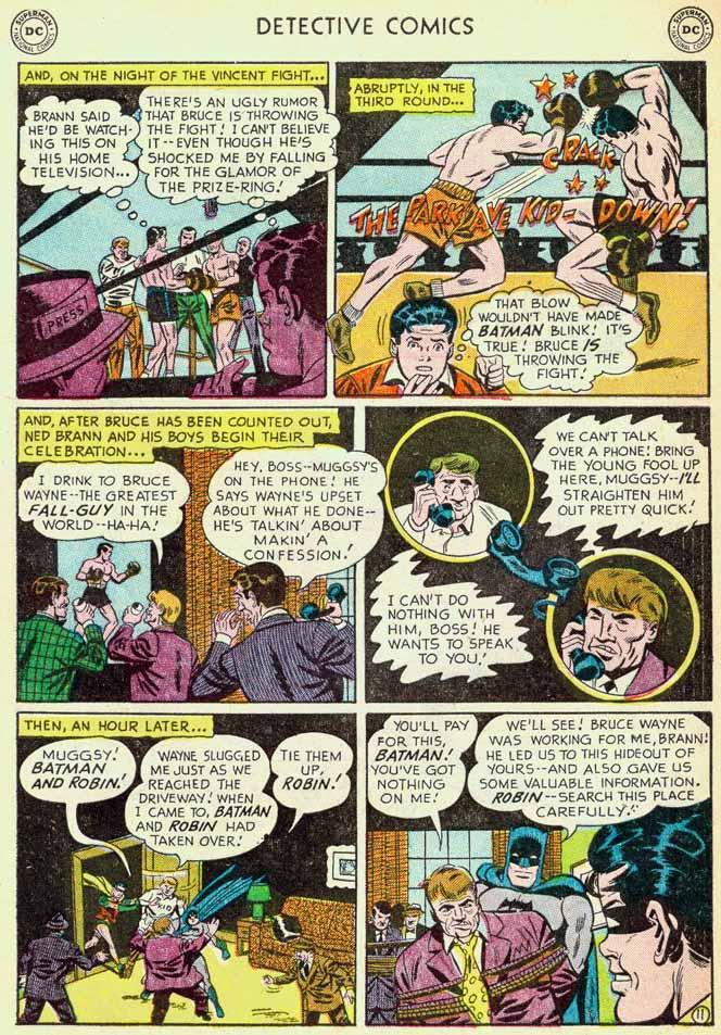 Read online Detective Comics (1937) comic -  Issue #174 - 13