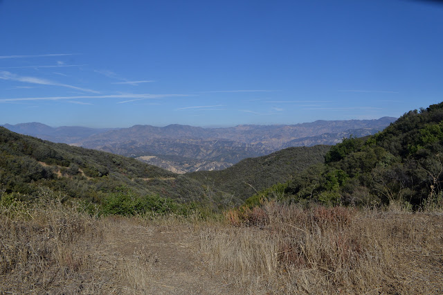 Cold Spring Saddle view
