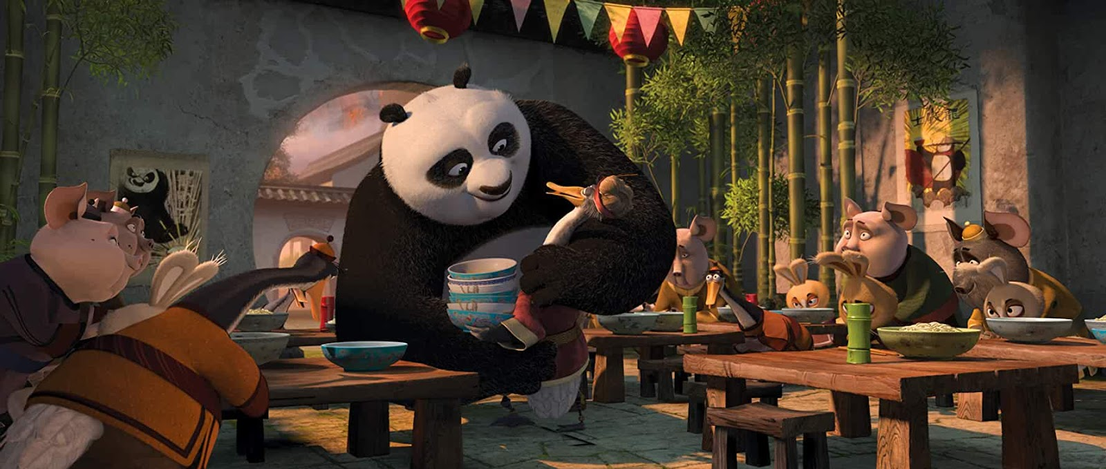 Kung Fu Panda 2 (2011) Full Movie Hindi Dubbed