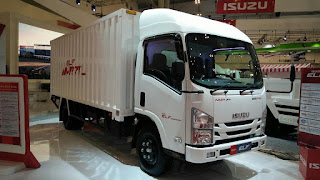 Promo Isuzu Elf NMR 71  Box Besi