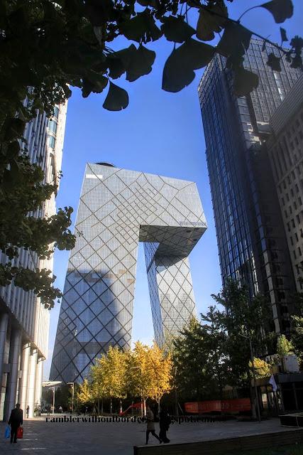 CCTV News Headquarter, Beijing, China
