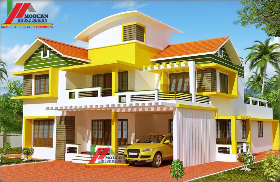 Bungalow House Design Muzaffarpur Modern House Design