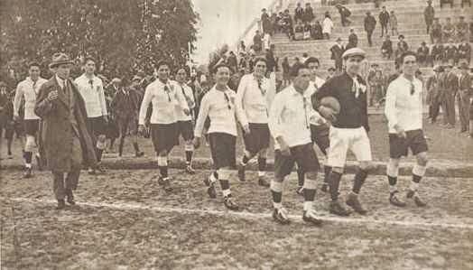 Resultado de imagen para Inicios del fútbol chileno