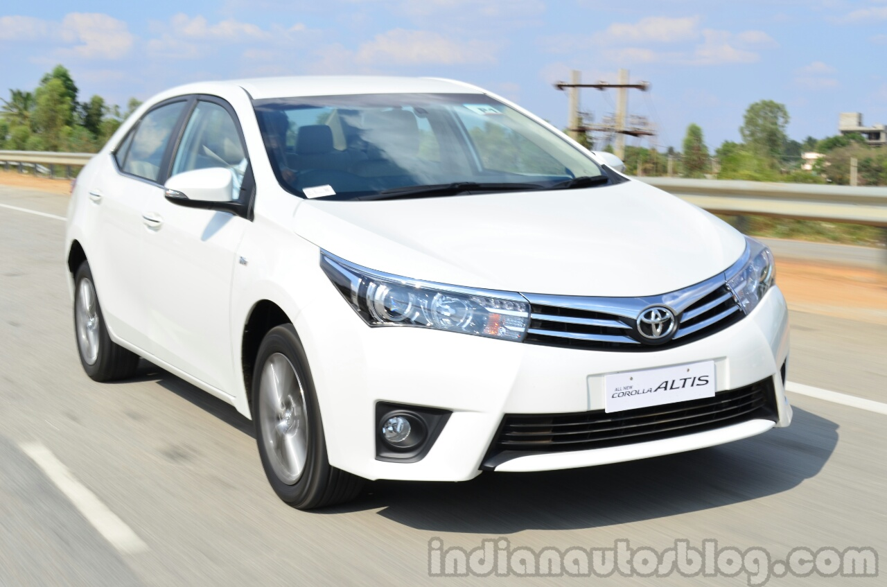 new corolla altis launch date in india toyota yaris trd sportivo 2018 price 2016 car prices unchanged carnews autoweek