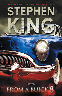 Stephen King, From a Buick 8, Horror Novels, Stephen King Books, Stephen King Store
