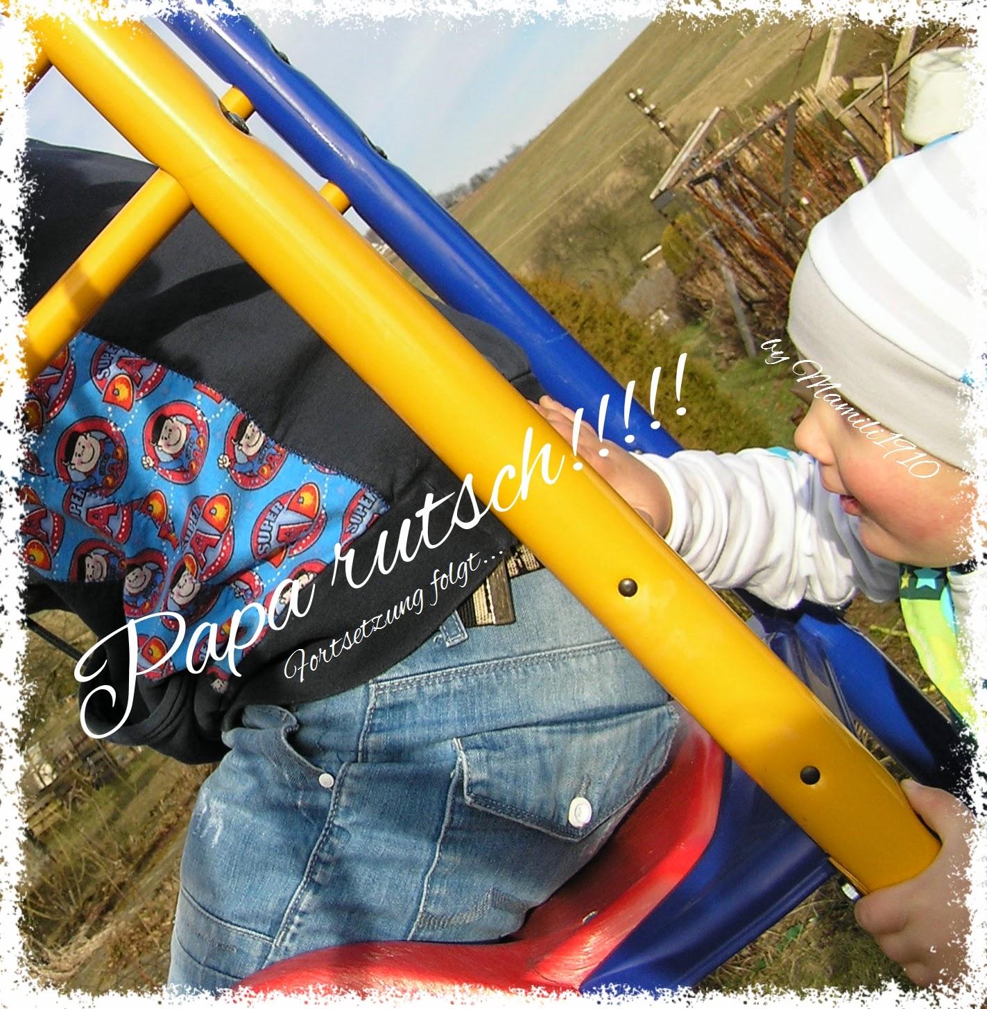 unser super Daddy – Mamili1910
