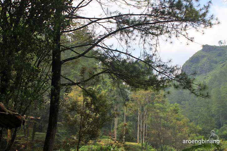 curug omas lembang bandung