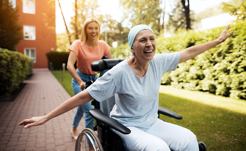 Stay Mentally Healthy During Cancer Treatment