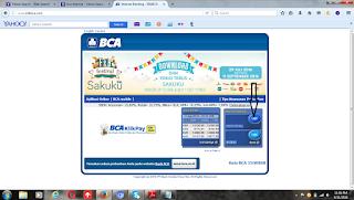 cara aktifkan bca internet banking