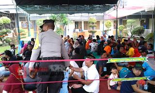 Lebaran Napi Bersama Keluarga,  Keamanan Lapas Bojonegoro Diperketat
