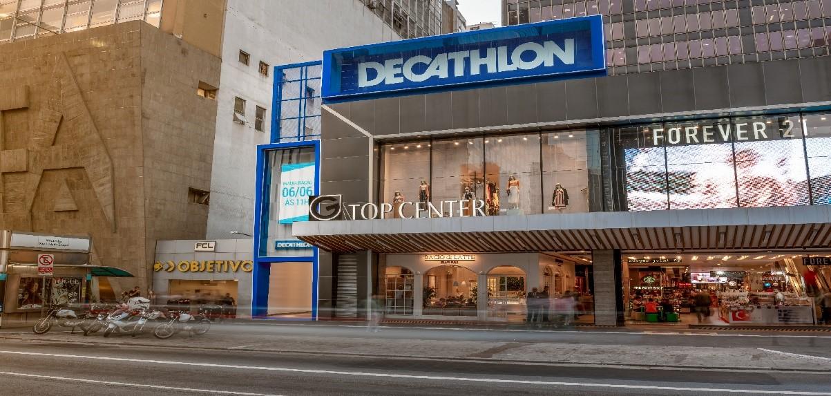 168ffe3b2 Decathlon inaugura mega loja na Avenida Paulista