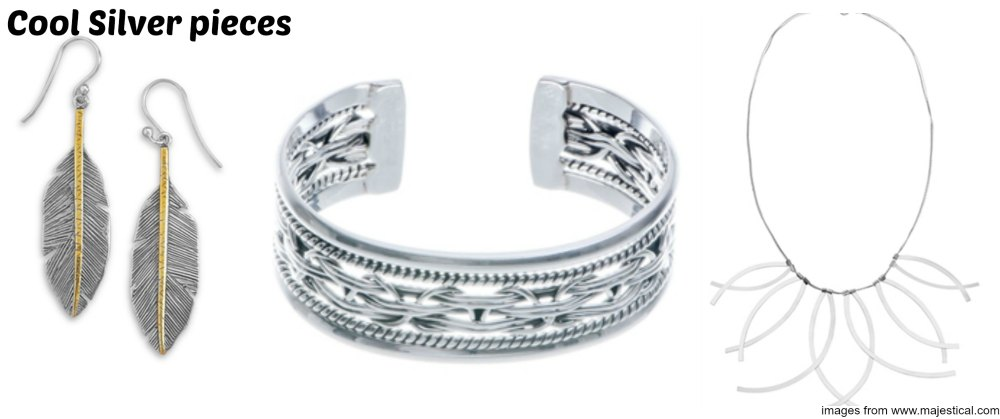 cool silver jewelry