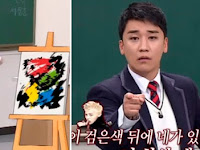 Una pintura que G-Dragon dibujó para Seungri resurge en medio del escándalo