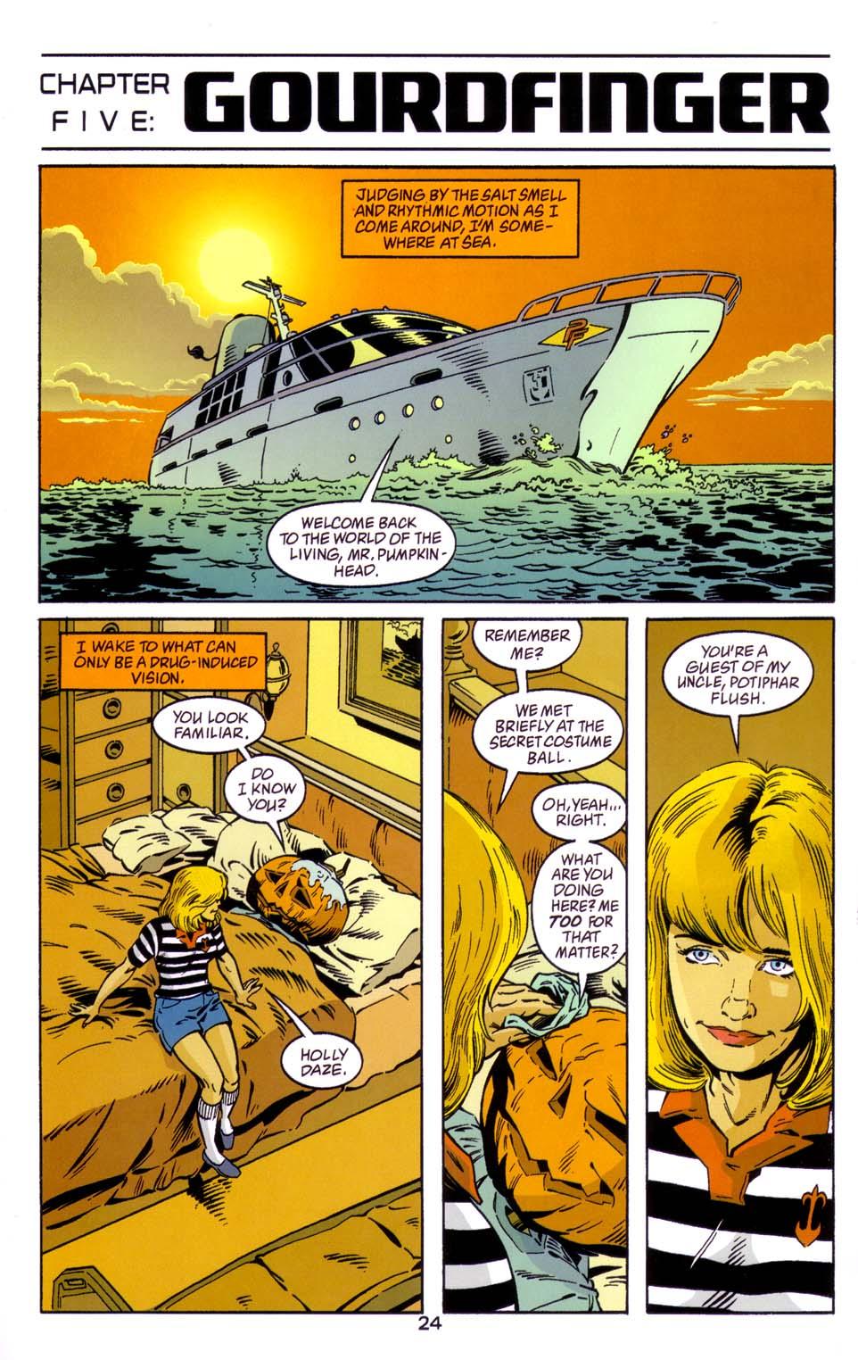Read online Merv Pumpkinhead, Agent of D.R.E.A.M. comic -  Issue # Full - 25