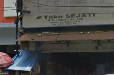 Alamat dan Nomor Telepon Toko Bahan Kue di Kota Bandung