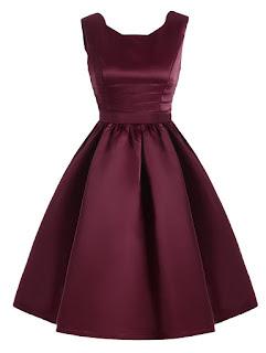 Vintage dress sleeve less