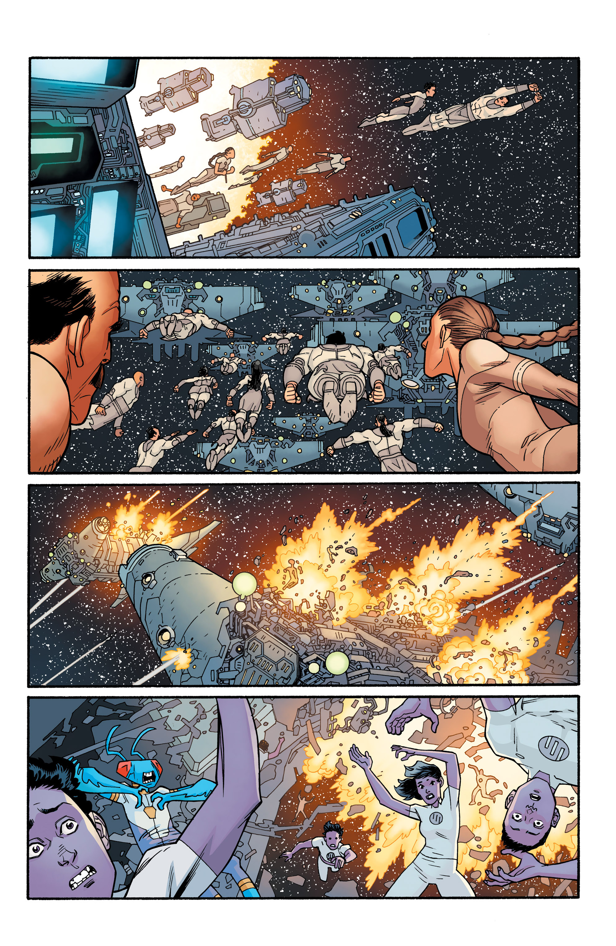 Read online Invincible comic -  Issue #137 - 18