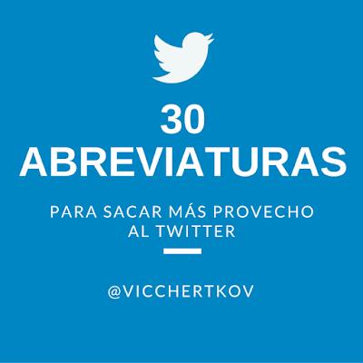 My Advertising Pays - 30 abreviaturas de Twitter en tusalarioaqui.blogspot.com.es