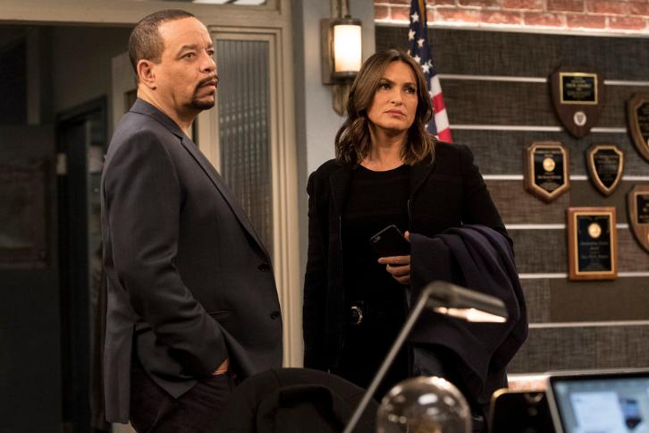Law and Order: SVU - Episode 18.12 - No Surrender - Promo, Sneak Peeks, Promotional Photos & Press Release