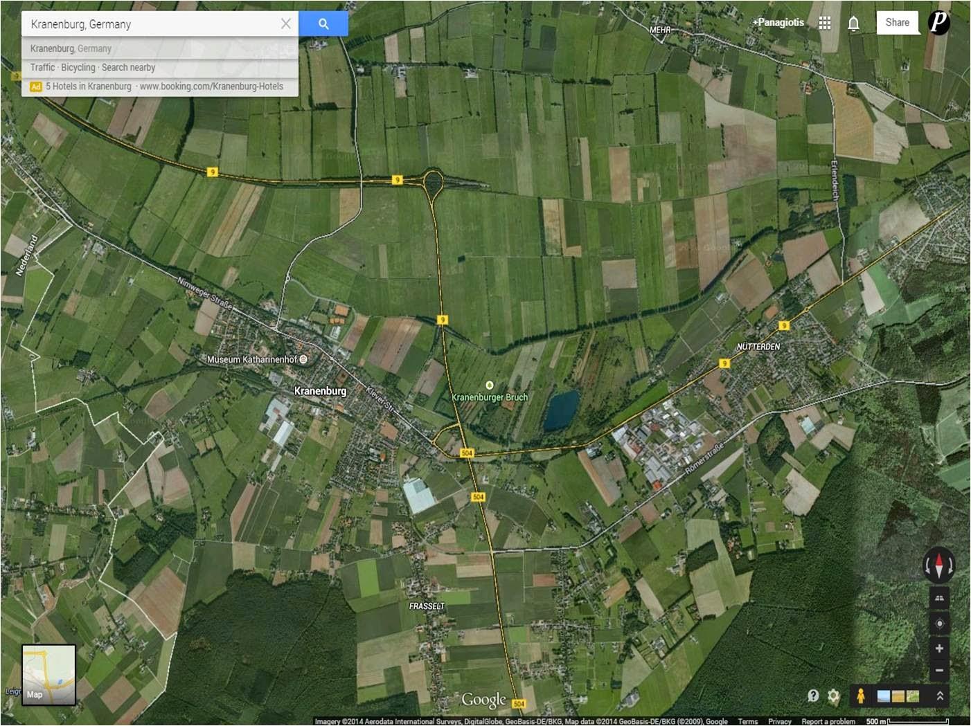 Kranenburg and Nütterden