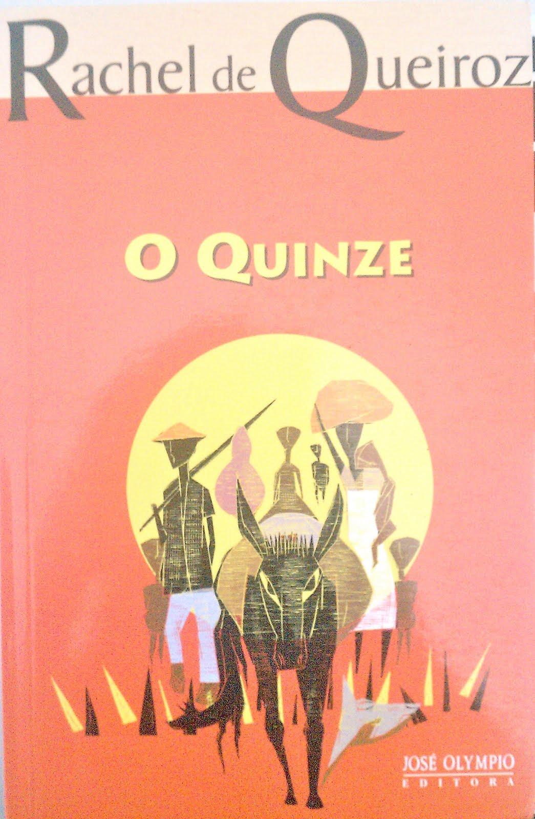A ship made of books: O Quinze (Rachel de Queiroz)