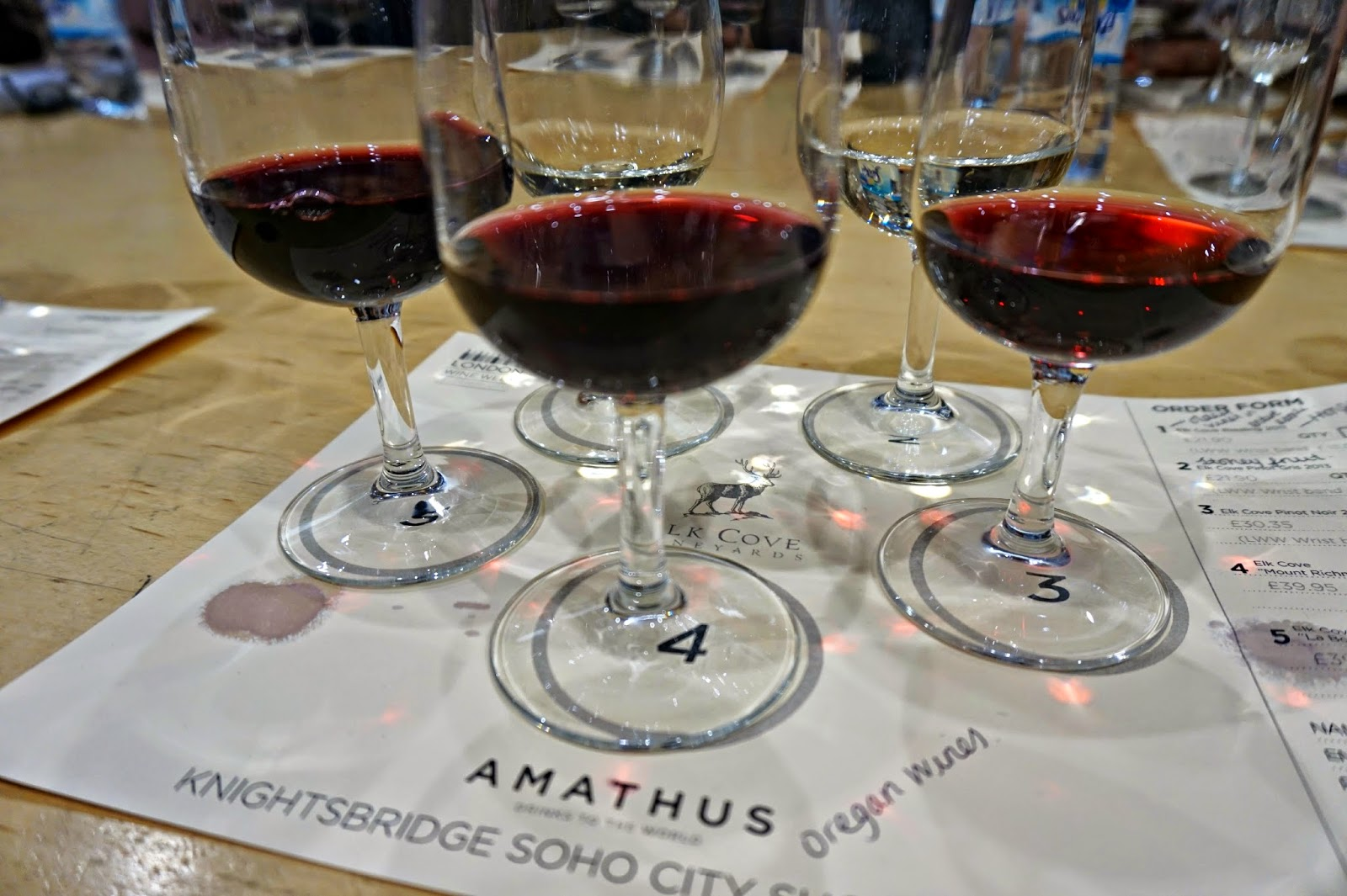 Wine Tasting Amathus London London Wine Week