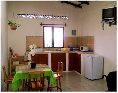 model desain dapur sederhana dan murah