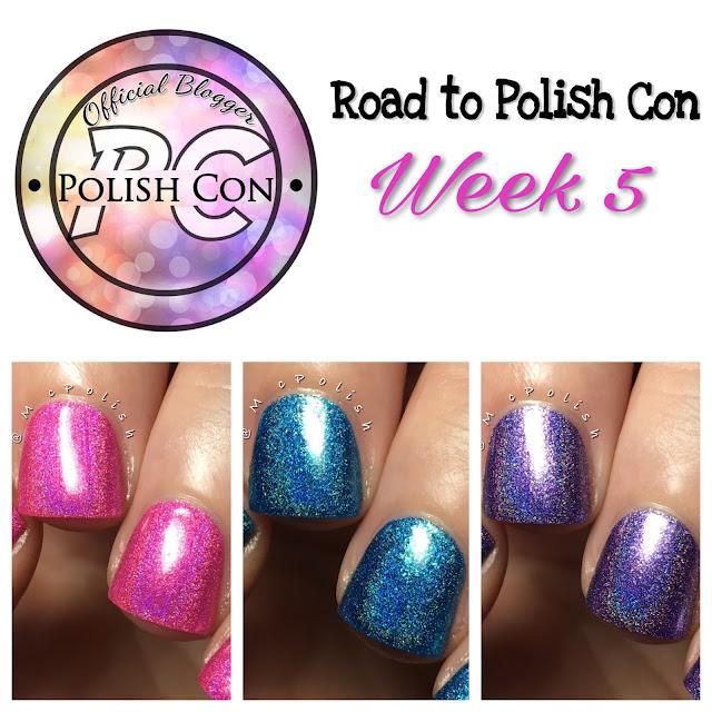Road to Polish Con - Week 5 - McPolish