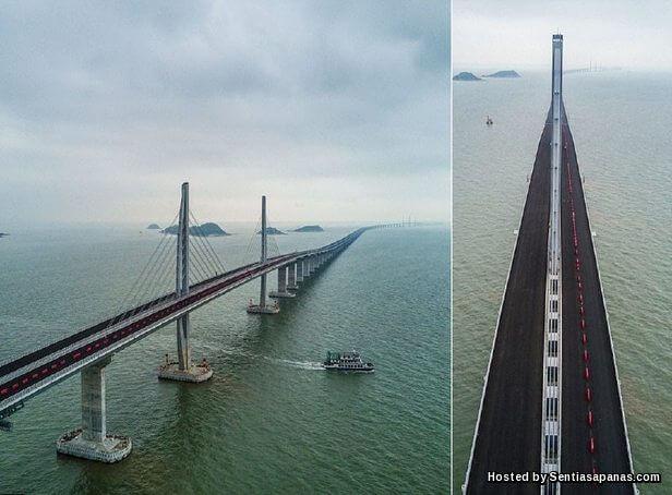 Jambatan Qingdao Haiwan