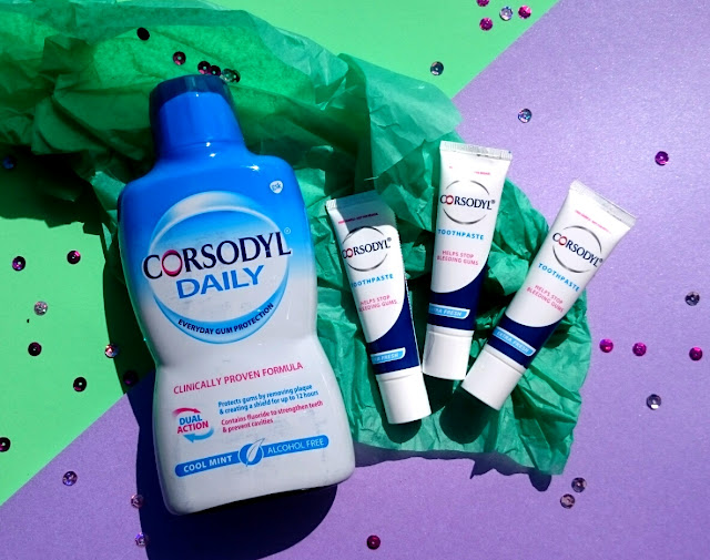 National Smile Month With Corsodyl