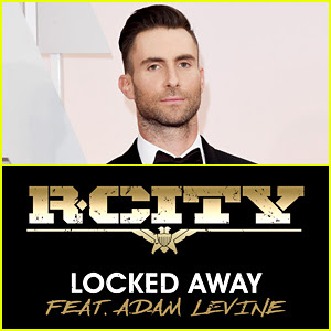 Lyrics : R. City ft. Adam Levine - Locked Away