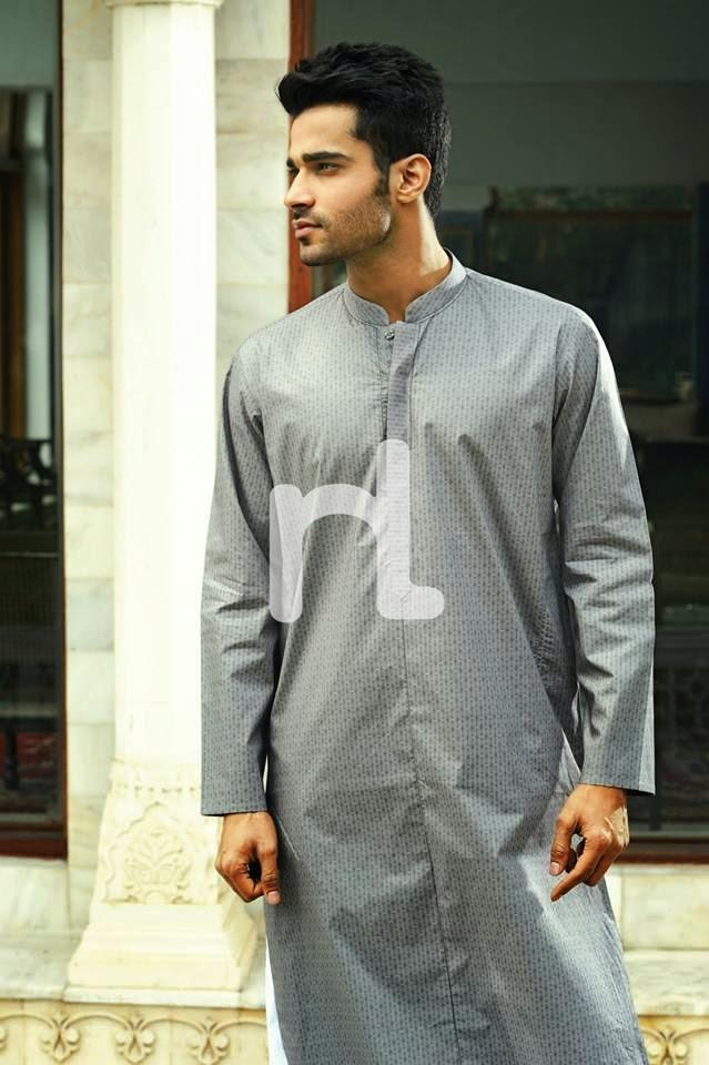 96a2be28 NL Naqsh Spring-Summer Collection 2014 For Men | Nishat Linen Men's ...