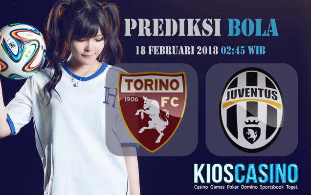 Prediksi Skor Torino vs Juventus 18 Februari 2018
