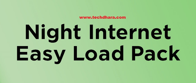 Robi night internet package