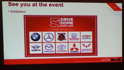 Drive Home Expo 2018 Event Terbesar Kolaborasi Otomotif dengan Properti