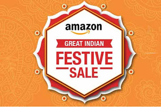 [Live Now] Amazon The Great Indian Festive Sale 13-17 October [Hot Suggestions Inside]