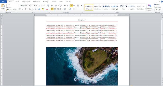 cara mengubah file word menjadi file pdf
