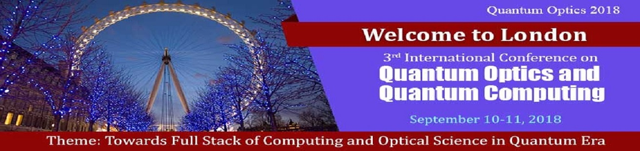 3rd International Conference on Quantum Optics and Quantum Computing