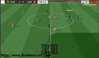 Download FTS Mod PES 2019 v2.4 by Allan Games