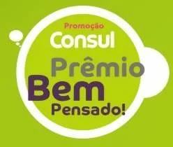 Cadastrar Nova Promoção Consul 2019 Prêmio 100 Mil Reais - Prêmio Bem Pensado