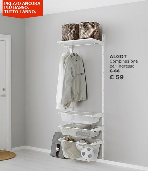 La Linea Algot Di Ikea A Prezzo Più Basso Glamourday Moda