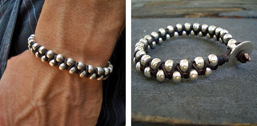 d7ec5ade845d4 Bracelets For Men - Romantic Ideas for Valentines Day