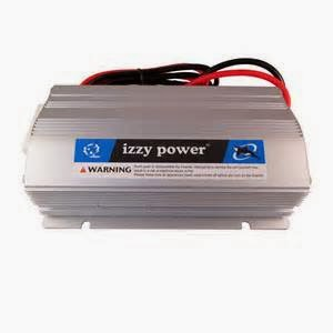 AC Mobil Inverter: Izzy Power HT-E-600-12 DC