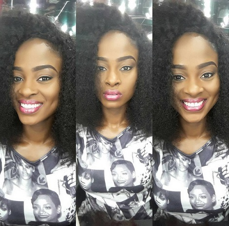 Popular Nollywood Actress Goes Completely N*ked in a Movie (Photos)