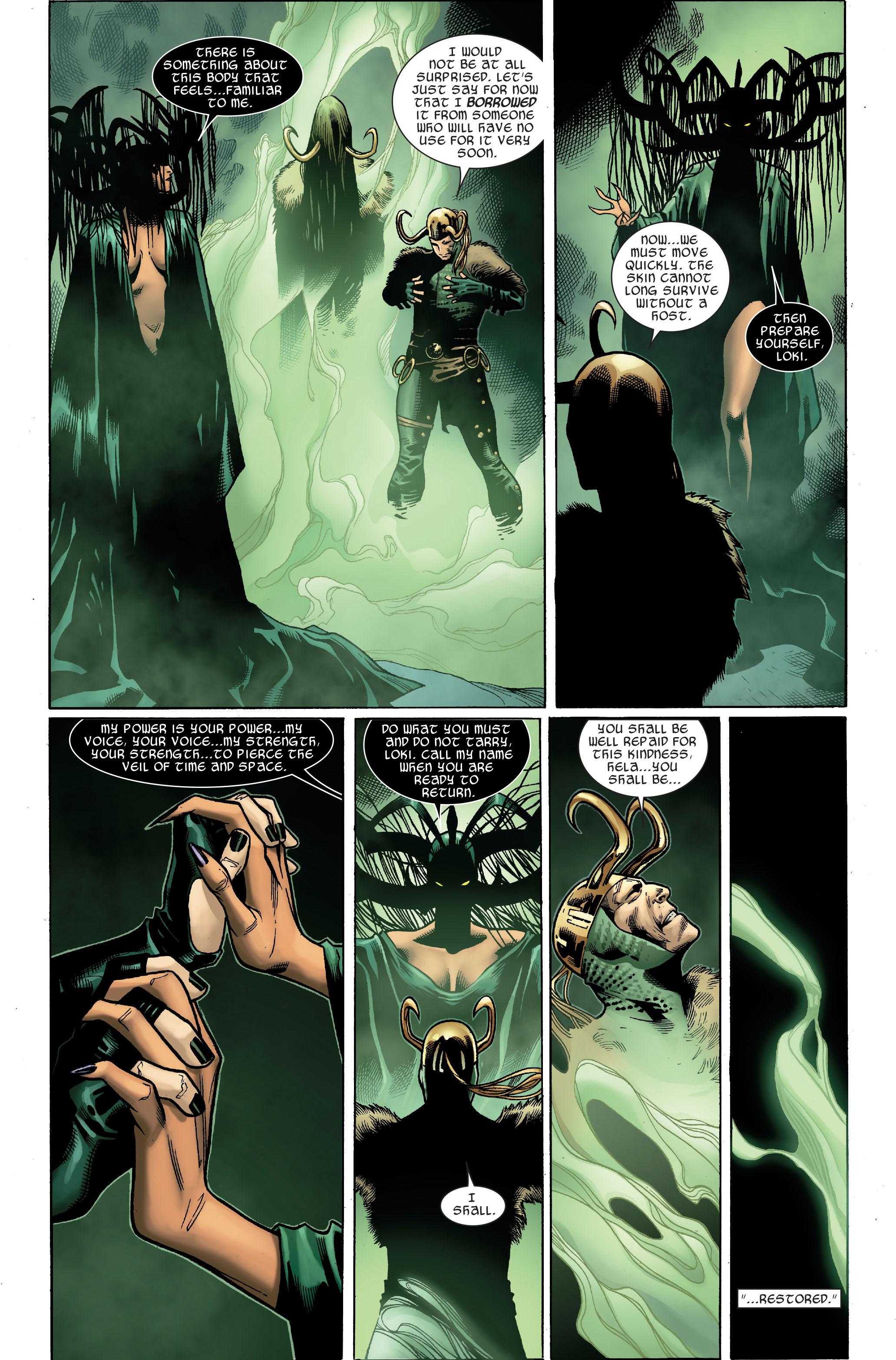 Thor (2007) Issue #12 #12 - English 7