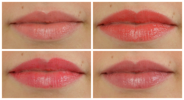 Revlon colorburst lip butters Tragefotos